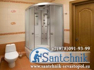 Душевая кабина Севастополь