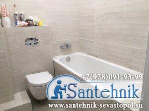 Ремонт ванны Севастополь